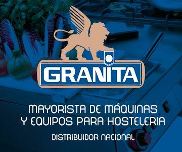 Mayorista de máquinas y equipos para hostelería, distribuidor nacional