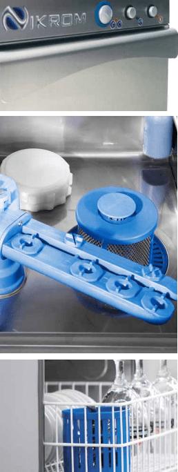 serie unico - lavavajillas industrial - Grupo Granita
