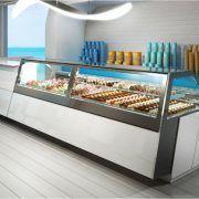 vitrinas refrigeradas - vitrinas helado - vitrinas de pastelería - grupo granita