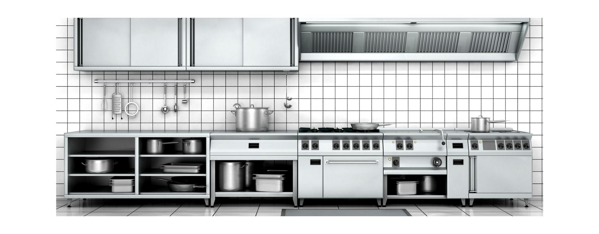proyeccion y diseño de cocinas industriales - GRUPO GRANITA
