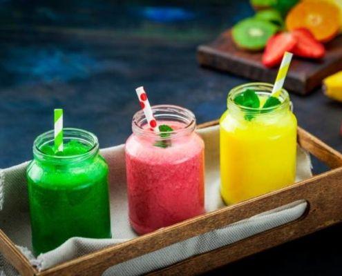 granizado bebida refresacante granita verano