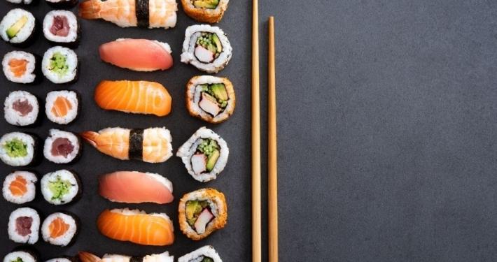 Vitrinas sushi - Grupo Granita