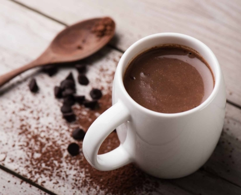 chocolatera profesional - grupo granita