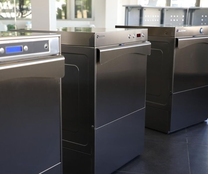 Lavavajillas industrial Nikrom - Grupo Granita
